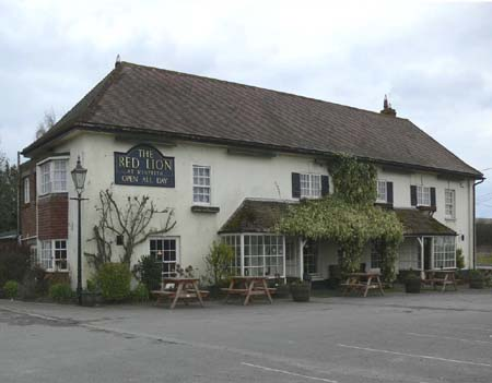 Winfrith - Red Lion - Thomas Hardy