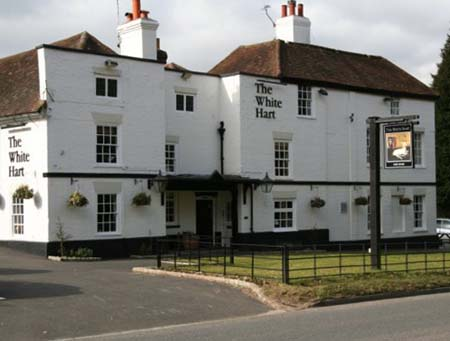 Kent Pubs And Inns With A Literary Connection