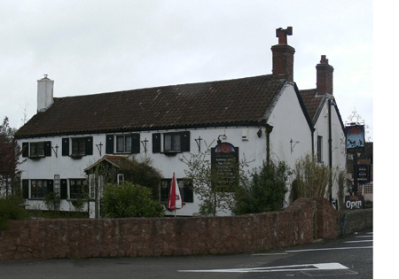 The Plough, Holford, Somerset - association with Virginia Woolf