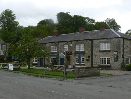 Gilling East, Yorkshire - Fairfax Arms