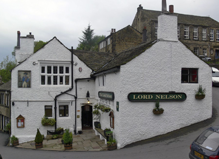 Luddenden, Yorkshire - Lord Nelson